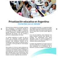 La privatización educativa en Argentina. Resumen.pdf