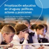 Privatización educativa en Uruguay políticas, actores y posiciones.pdf