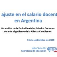 Salario Docente 2018 - Instituto CTERA.pdf