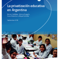 Privatización educativa en Argentina Elementos para el debate.pdf