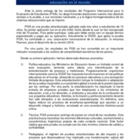 Manifiesto contra la lógica estandarizadora de la educación en el mundo y PISA - CTERA.pdf